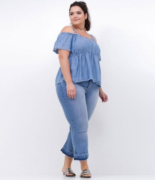 look todo jeans plus size