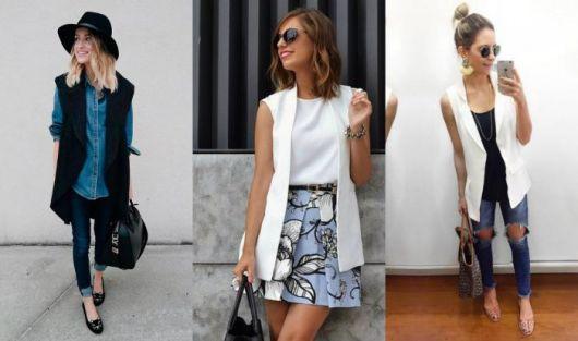 Colete Social Feminino – Como Complementar seus Looks com a Peça!