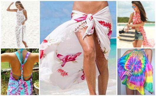 Como Fazer Saída de Praia – 20 Tutoriais DIY Incríveis & Fáceis de Fazer!