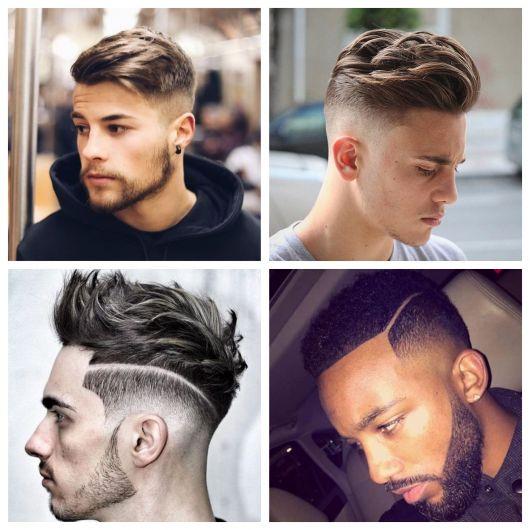 18 tipos de corte de cabelo masculino para todos os estilos - escolha o melhor para você!