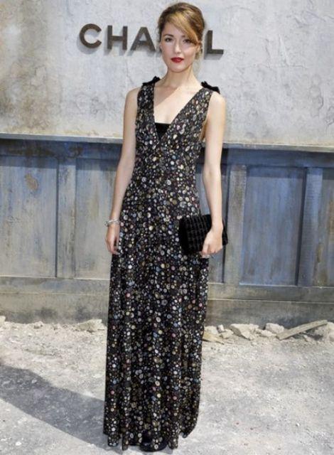 looks elegantes com vestido chanel