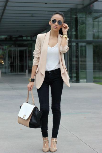 dicas de looks elegantes