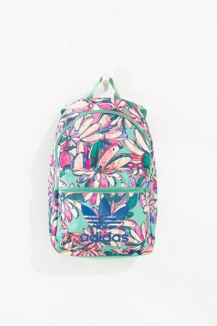 mochila estampada Adidas