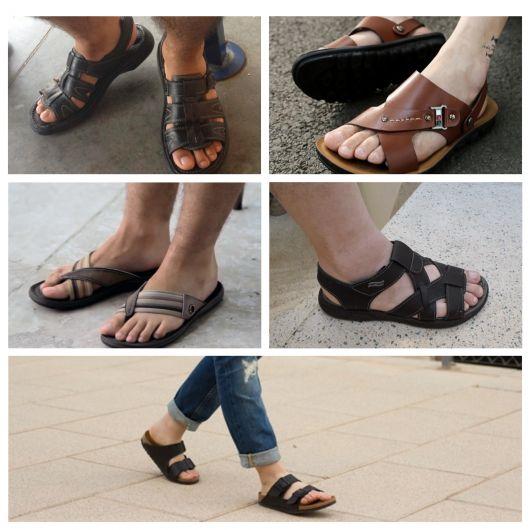 Dicas imperdíveis + 70 looks essenciais de sandália masculina