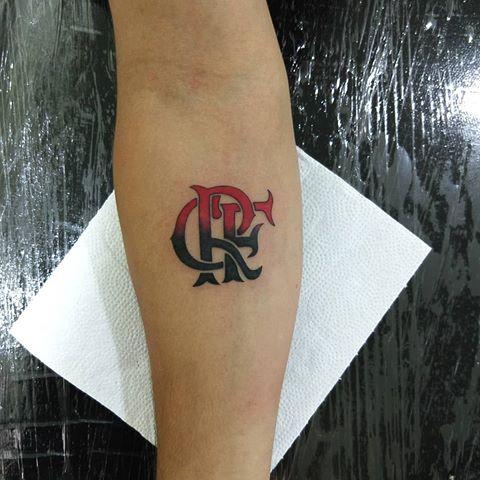 4184d9e06 Tatuagem do Flamengo – 50 Ideias para Apoiar Seu Time Preferido!