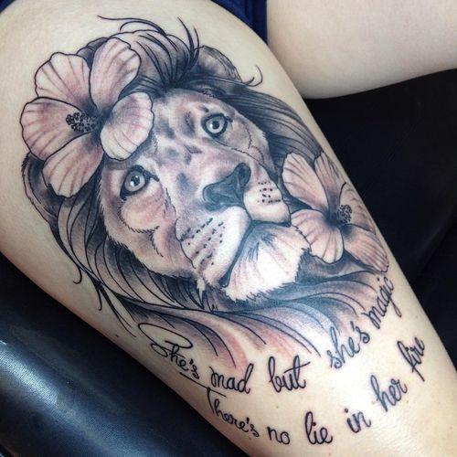 Tatuagem de Leão – 80 Inspirações Sensacionais & Seus Significados!