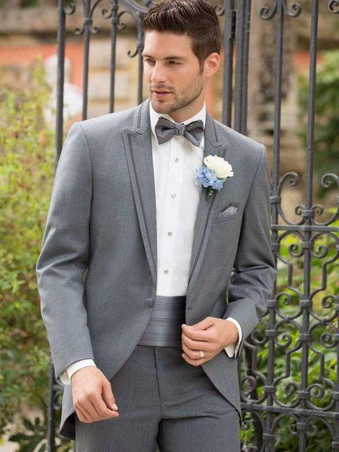 A gravata borboleta é sempre um sucesso nas cerimônias