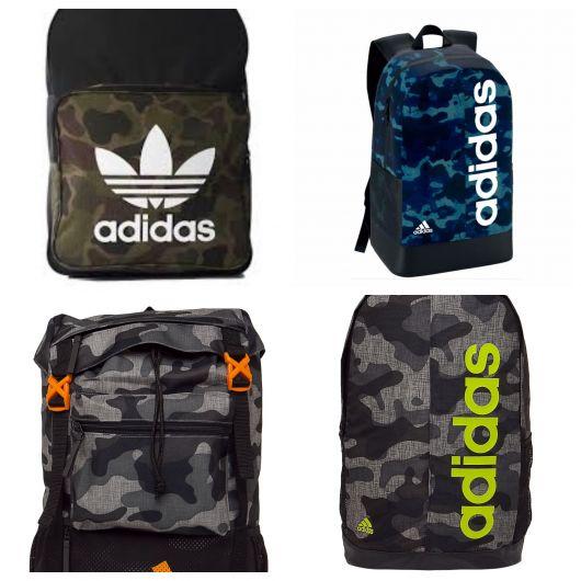 Modelos de mochila camuflada da Adidas