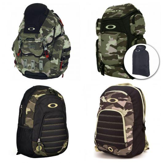 Modelos de mochila camuflada da Oakley