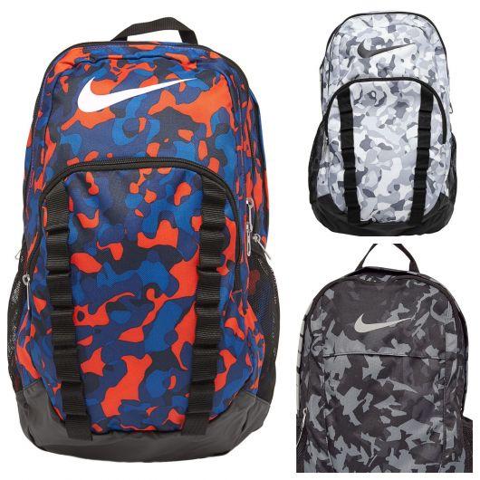 Modelos de mochila camuflada da Nike