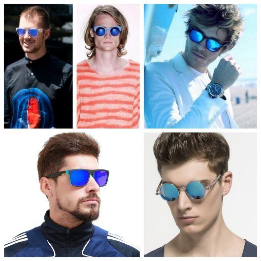 Óculos Espelhado Masculino – Como Usar & 70 Modelos Cheios de Estilo!