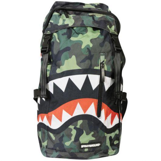 Que tal uma mochila mais ousada para levar nas viagens?