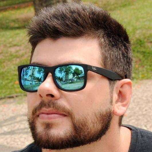 b2e5b81d194a7 Óculos Espelhado Masculino – Como Usar   70 Modelos Cheios de Estilo!