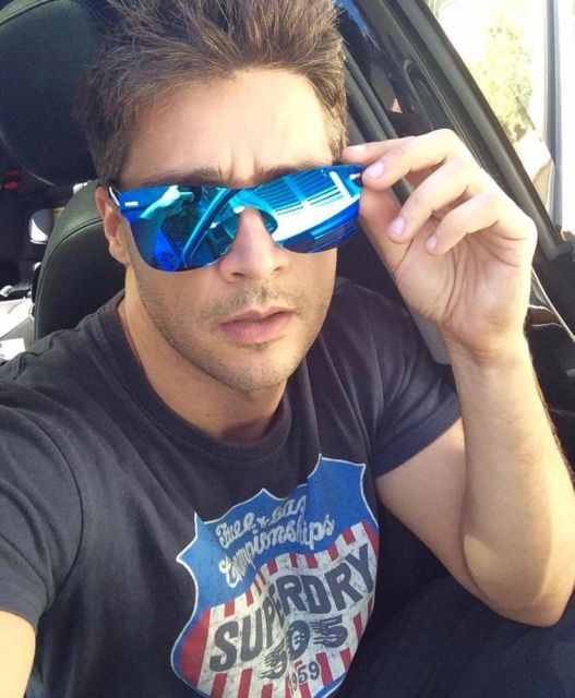 bc7675c455281 Óculos Espelhado Masculino – Como Usar   70 Modelos Cheios de Estilo!