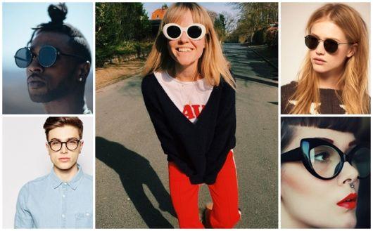 Óculos Vintage / Retrô – 47 Modelos Sensacionais para Você se Inspirar!