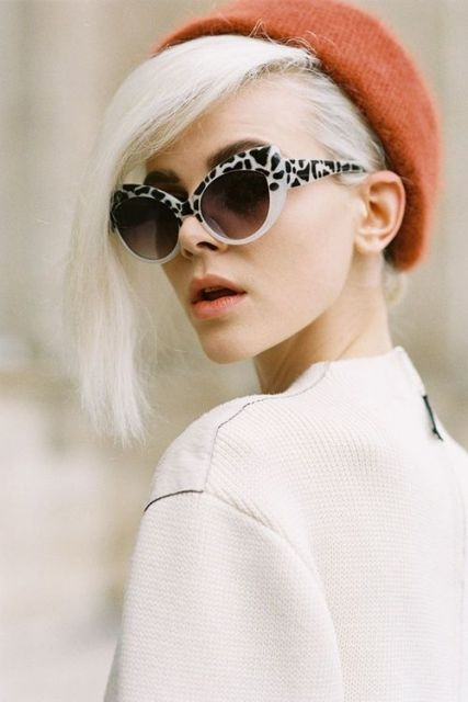óculos feminino retrô