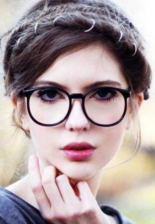 óculos de grau redondo feminino