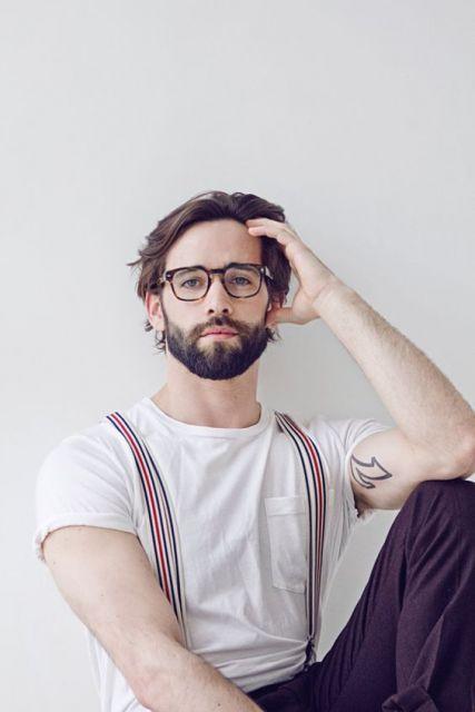 óculos de grau geek