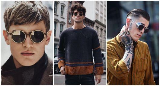 modelos masculinos de óculos de sol