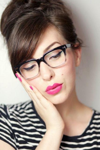 óculos de grau feminino quadrado
