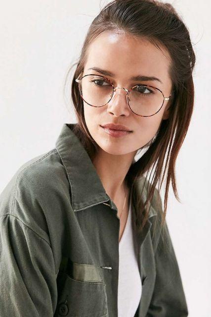 modelo óculos feminino de grau
