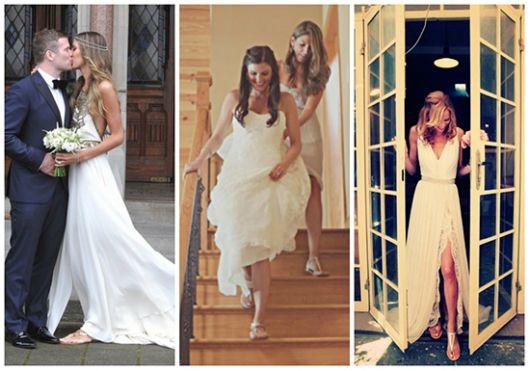 modelos de rasteirinhas e vestidos de casamentos.