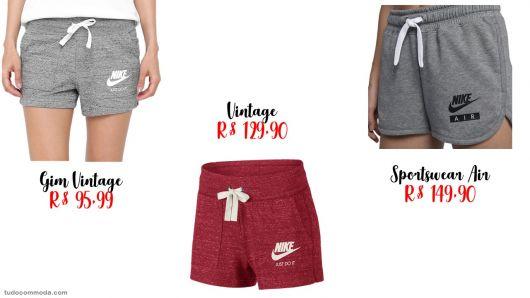 modelos Nike e onde comprar