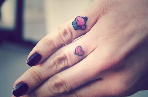 tatuagem de cupcake
