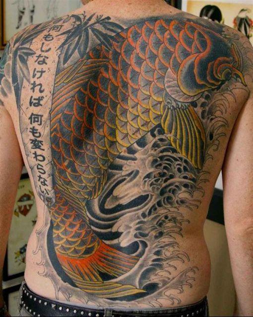 Detalhes coloridos para valorizar a tattoo