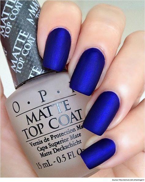 top coat matte