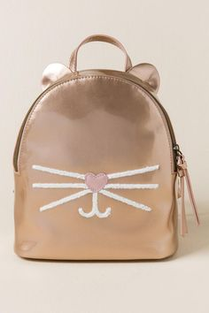 mini mochila metálica