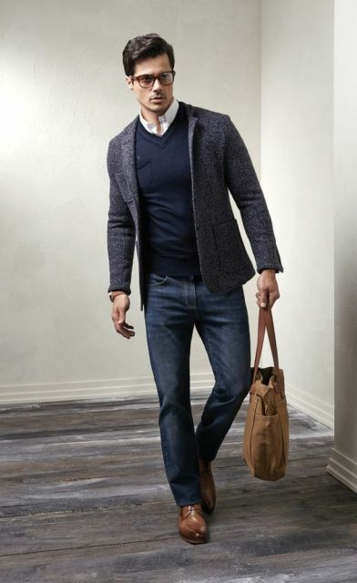 Look sóbrio ideal para usar nas atividades cotidianas