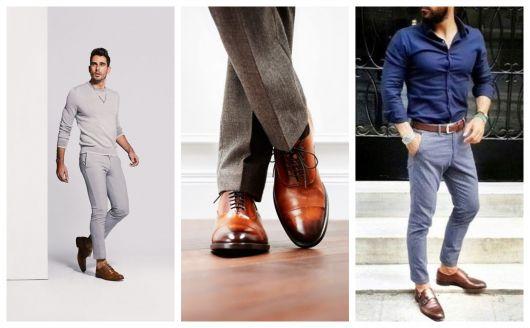 Sapato Oxford Masculino – 50 Modelos Modernos e Como Combinar!
