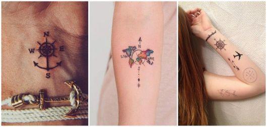 tatuagens pequenas e delicadas