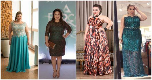 Vestido de Madrinha Plus Size – 47 Modelos para Usar no Casamento!
