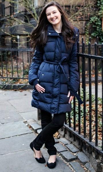look com jaqueta azul