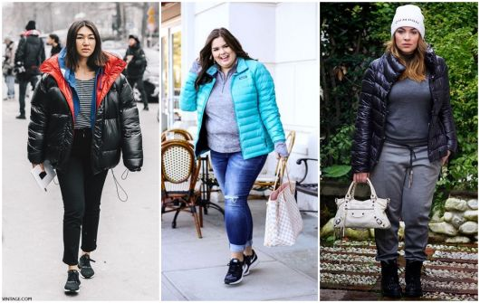 ideias de looks plus size