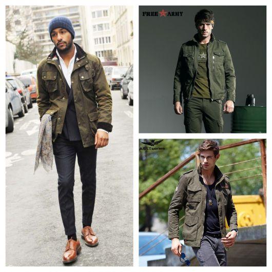 A jaqueta é perfeita para ornamentar looks em dias frios