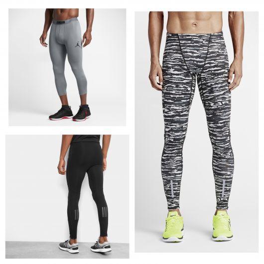 Modelos de meggings da Nike