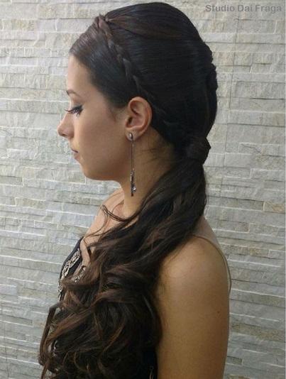 penteado lateral