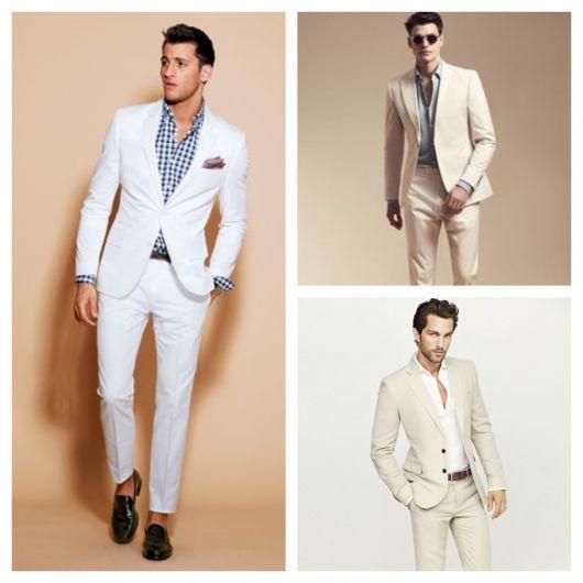 47 looks com terno branco + dicas incríveis para aderir a essa cor em seu traje!