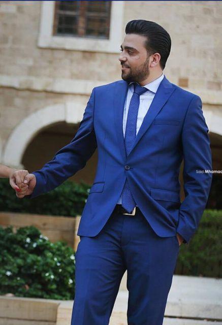 Gravata slim combinando perfeitamente com o terno