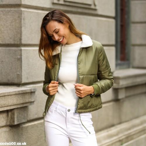 jaqueta aviador com calça branca