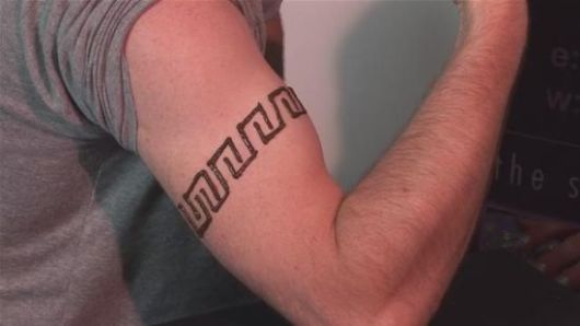 Para quem curte tattoos pequenas e minimalistas