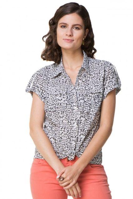 Camisa Social Feminina 50 Modelos Maravilhosos Com Dicas