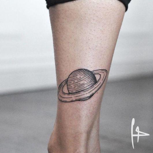 Saturno é uma das versões mais populares e com muito significado para homens e mulheres