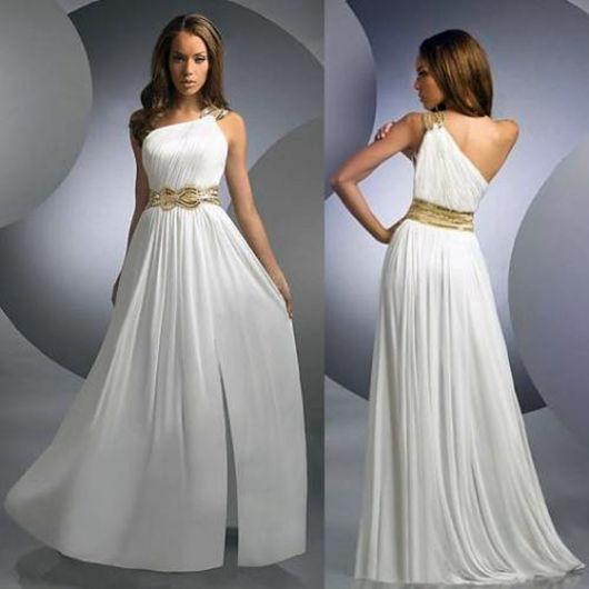 vestido grego para casamento