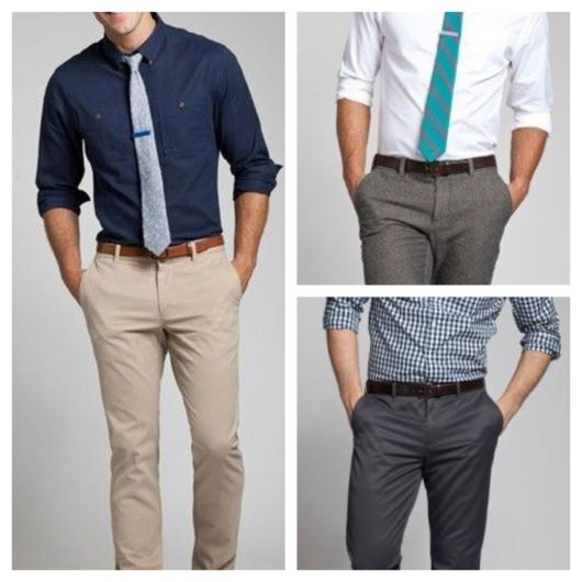 Como Usar Cinto Masculino? – 80 Looks Modernos e Elegantes!