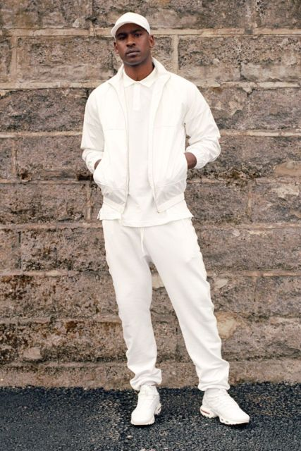 O que você acha desse look todo branco?