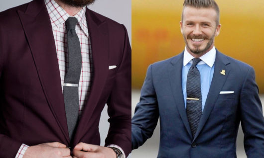 David Beckham é uma das celebridades que aderiu a esse acessório